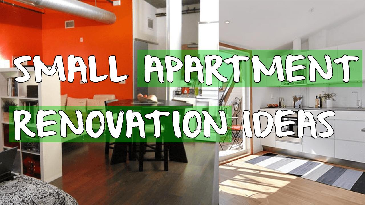 small apartment renovation ideas Simphome com