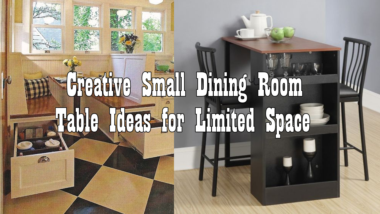 simphome small dining room table