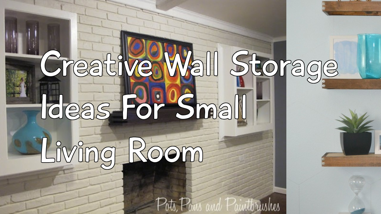 14 simphome creative wall storage