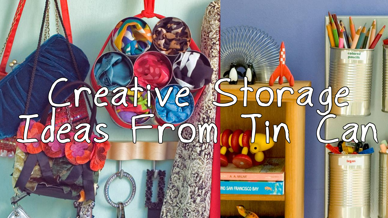 19 creative tin can ideas