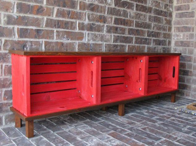 3 Bench Storage Unite Simphome com