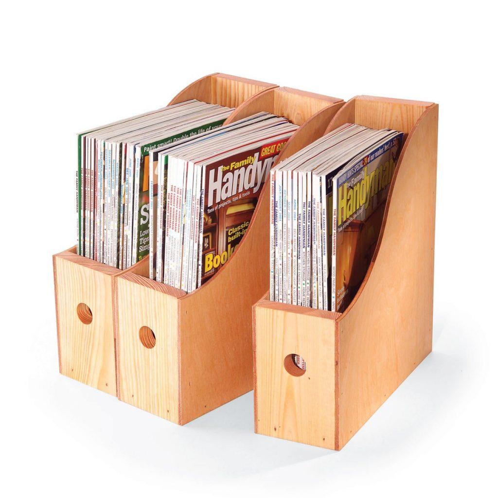 simphome magazine container