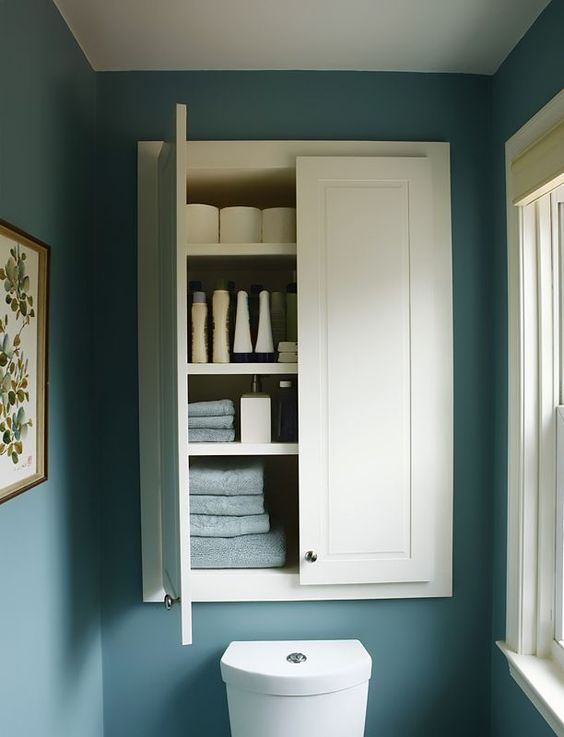 simphome toilet cabinet