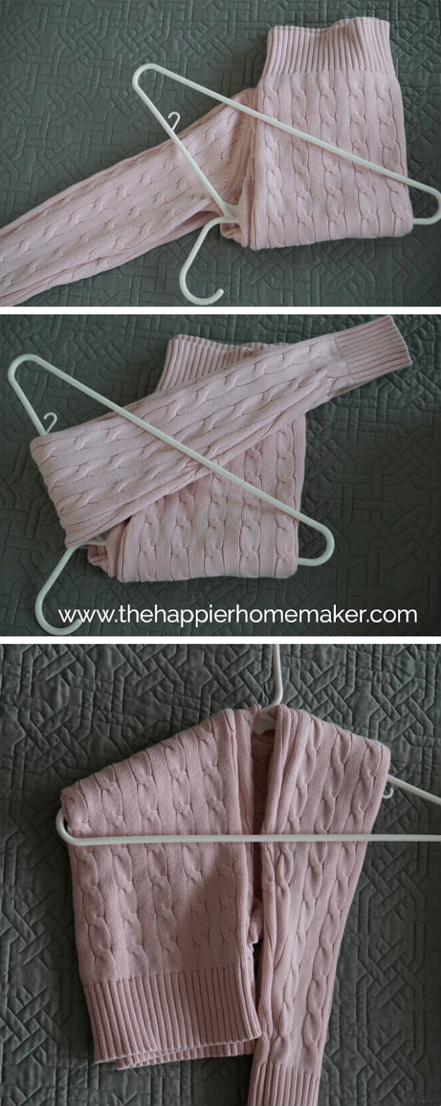 5 A Sweet Way to Hang Your Sweater simphome com