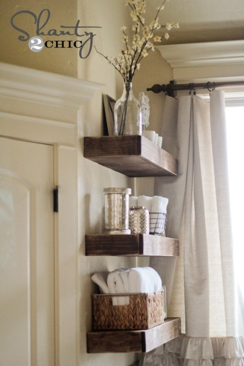 simphome floating shelf