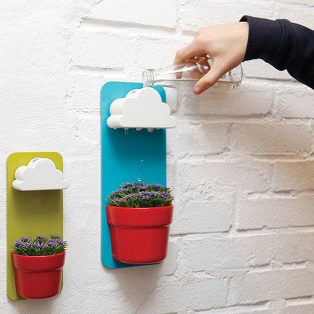 1 Unique Wall Planter simphome com