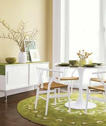 10 Natural Color nedorogih idey dekorirovaniya doma