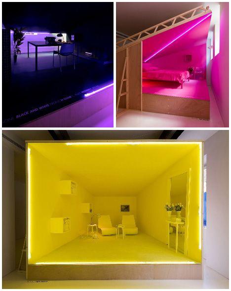 13 Monochromatic color schemes via simphome