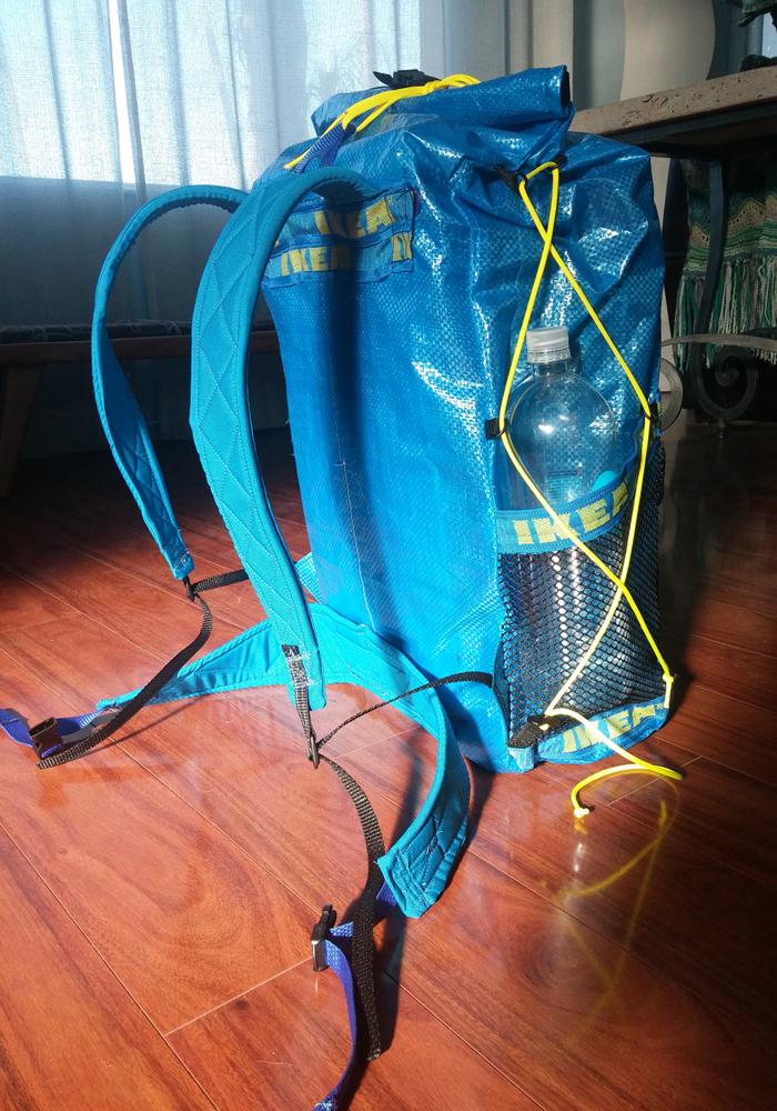 20. IKEA Ultralight Backpacking pack