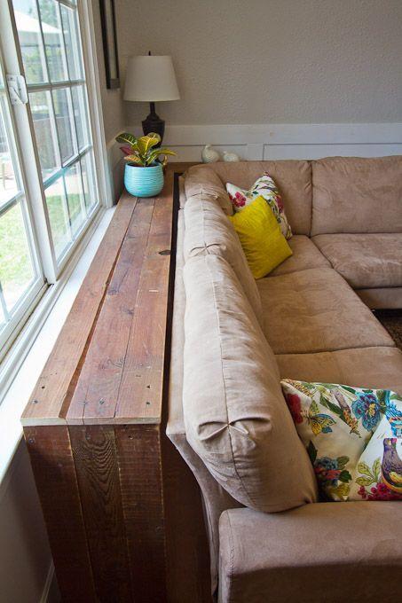 3 DON'T put furniture up against walls via simphome