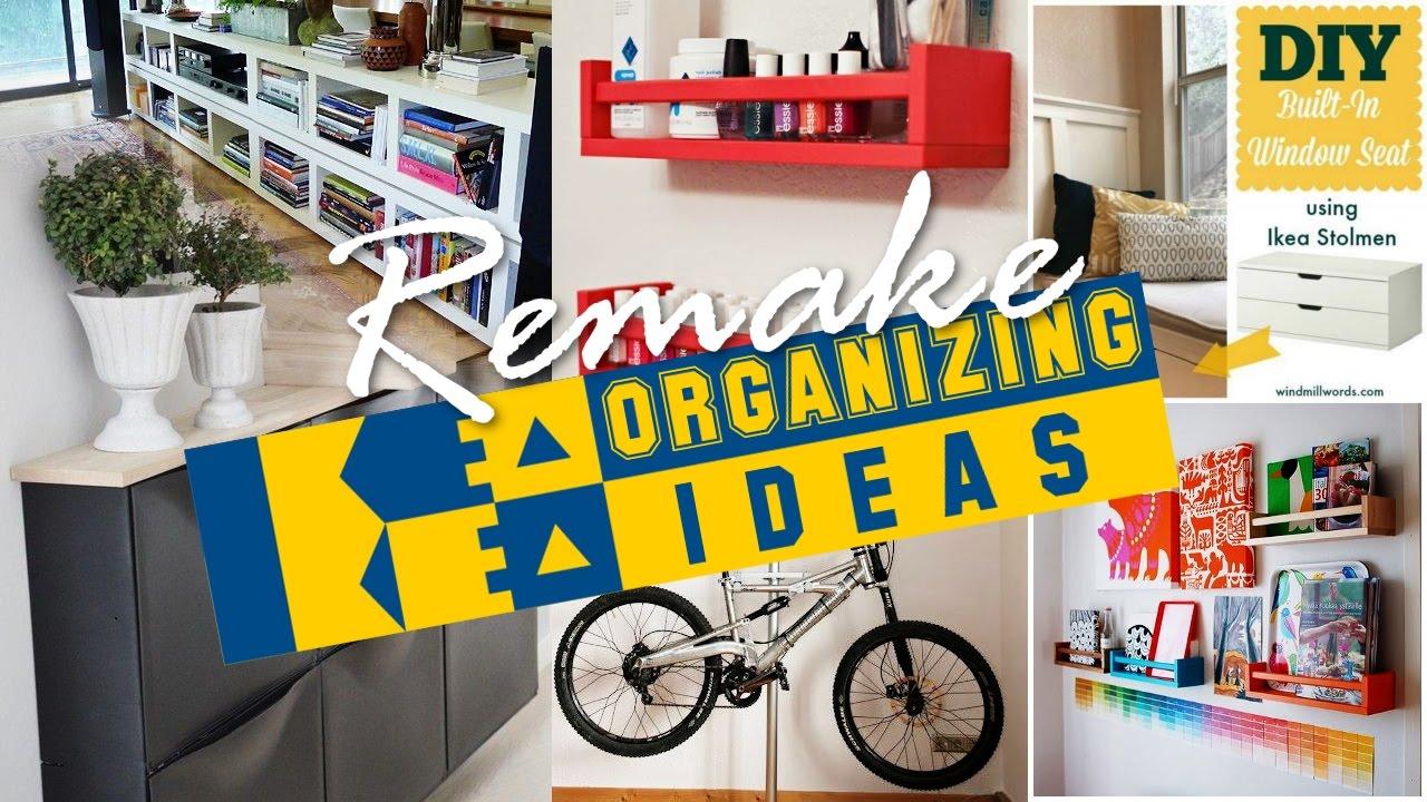 37 IKEA organization ideas