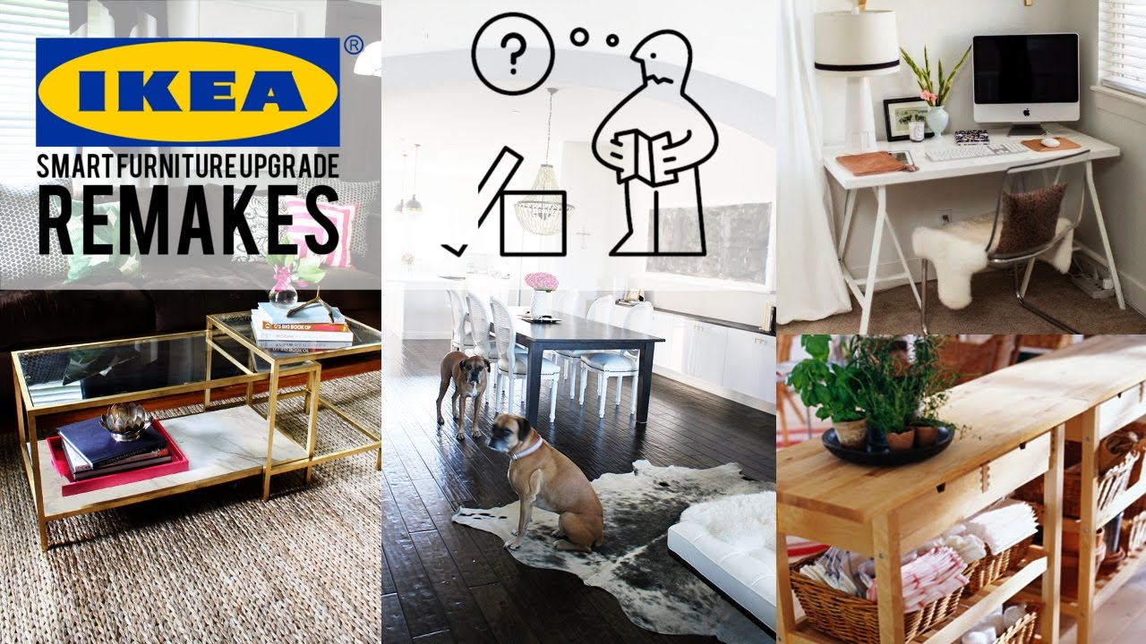 37 IKEA furniture upgrade ideas
