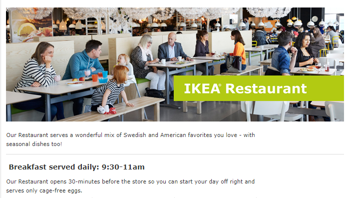 4 Eat there ikea restaurant simphome com