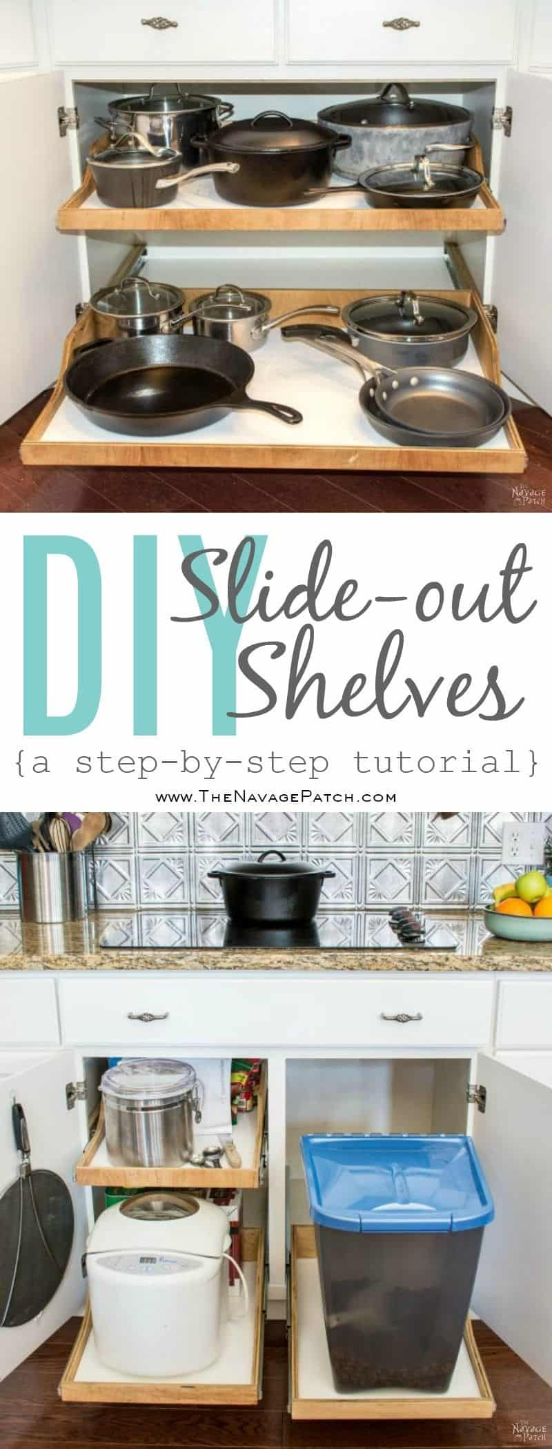 5 Slide Out Shelves 2 Simphome com