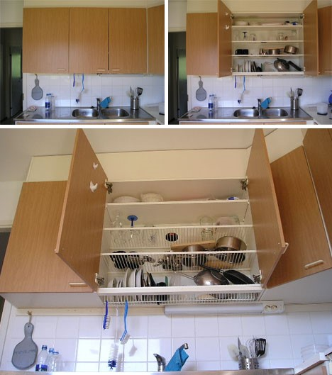 7 Dish Draining Closet 2 Simphome com
