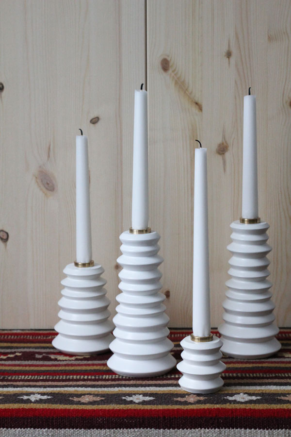 8. DIY Candlestick