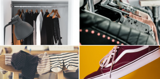 Bedroom Space Saving and Closet organization via simphome featured