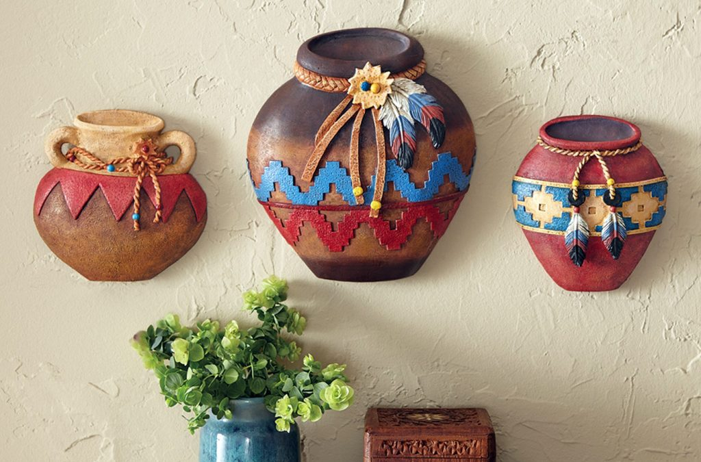 Southwest Home Decor Pottery