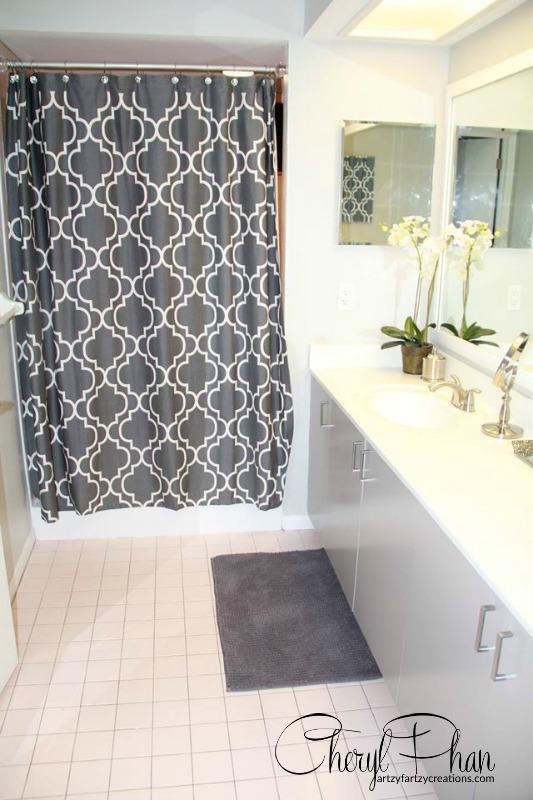 2 Simply Paint Your Countertop and Sink via artzyfartzcreations com via simphome
