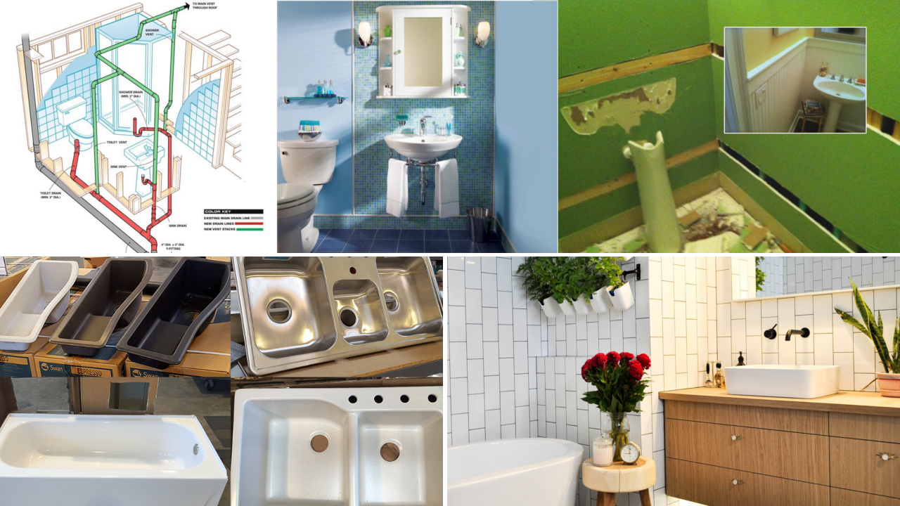 20 Bathroom Remodel ideas That wont cost you Fortune featured
