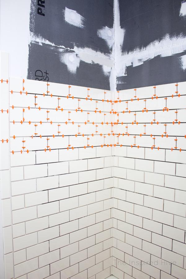 20 Tiling the Shower – Do It Like a Pro via simphome 2