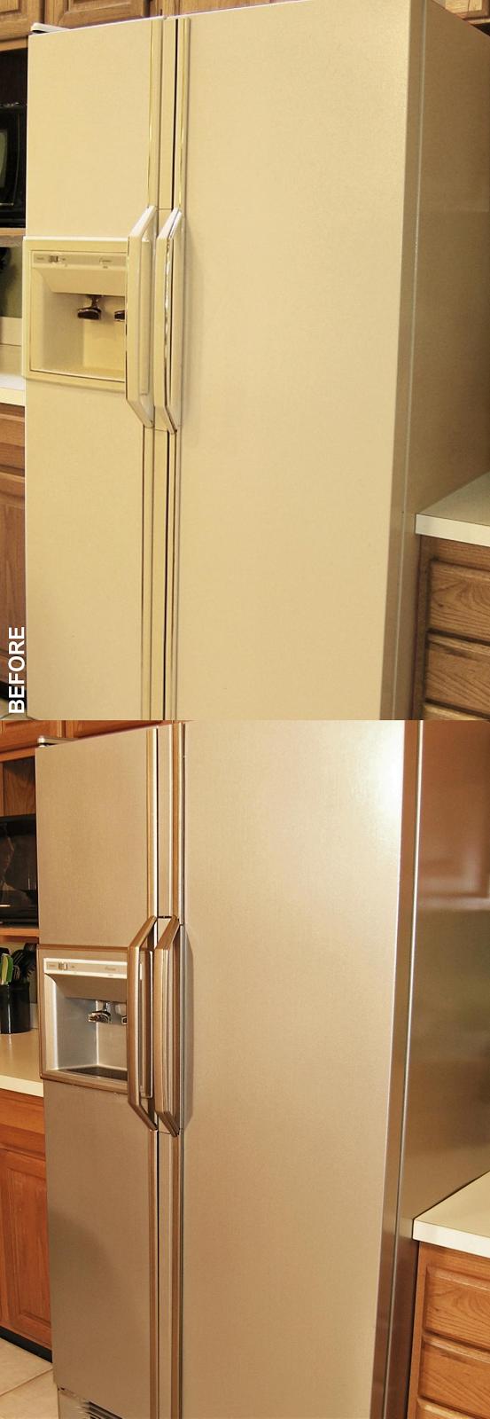 23Repaint your kitchen equipment