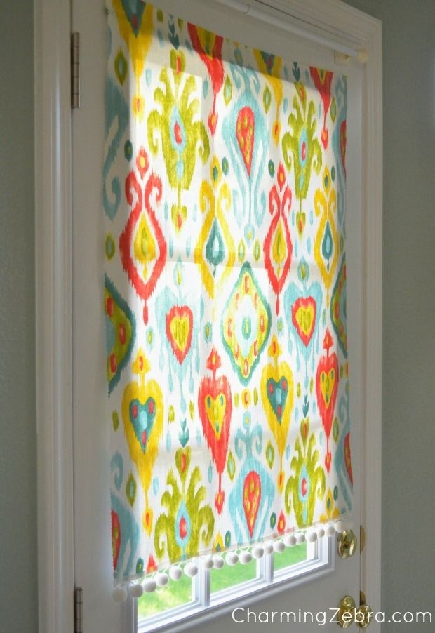 26 Create your own window shade