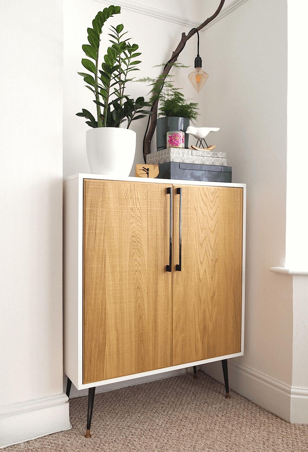 DIY Cabinet IKEA Hack 22 Simphome com