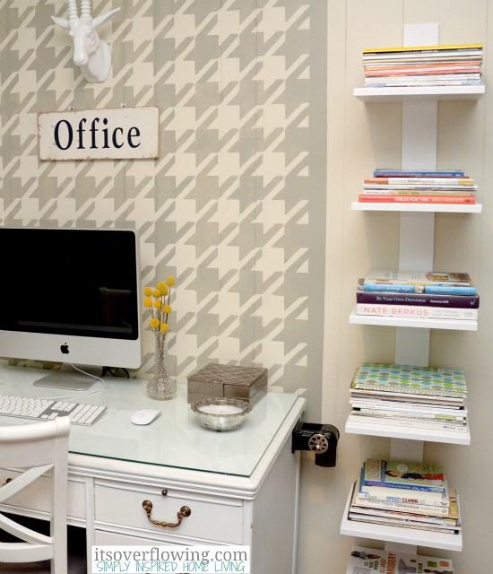 Floating Bookshelf 1 Simphome com