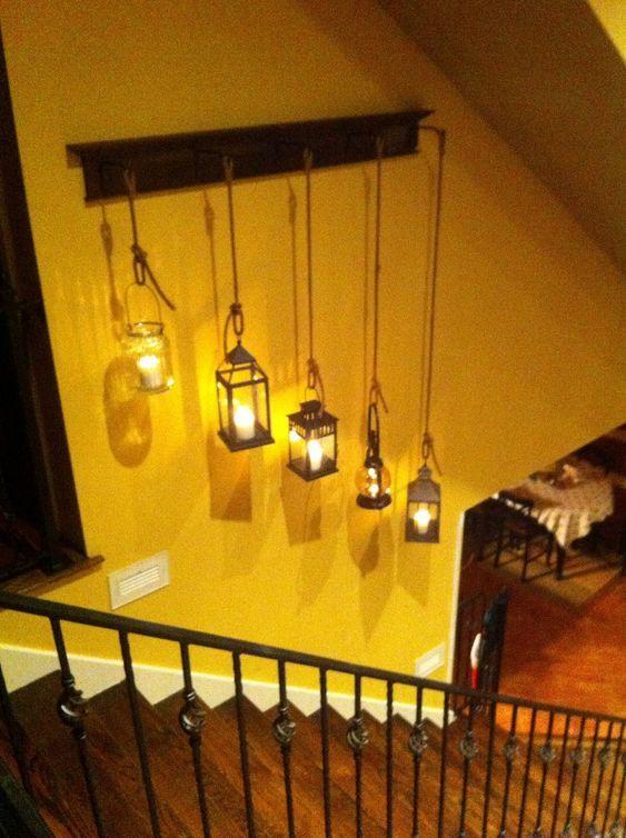 Hanging Lanterns 4 Simphome com