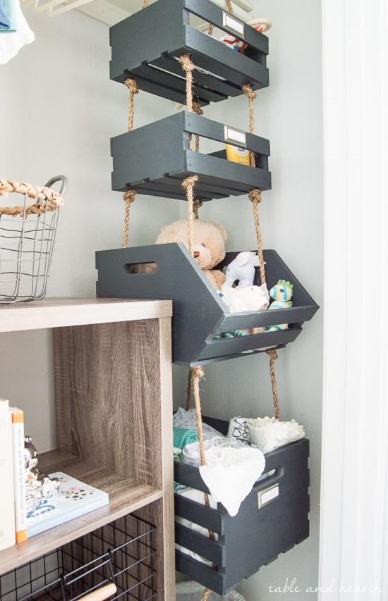 Hanging Storage Crate 11 Simphome com