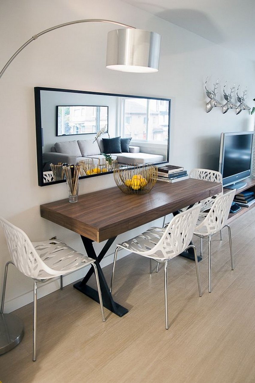 Wall Mounted Dining Table 2 Simphome com