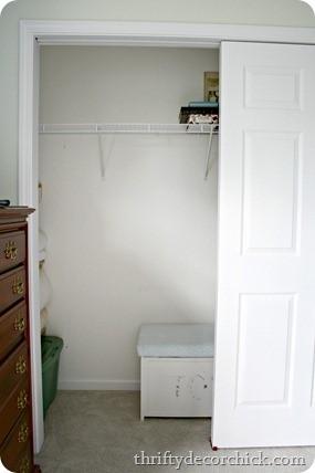 Wasted Closet makeover 2 Simphome com