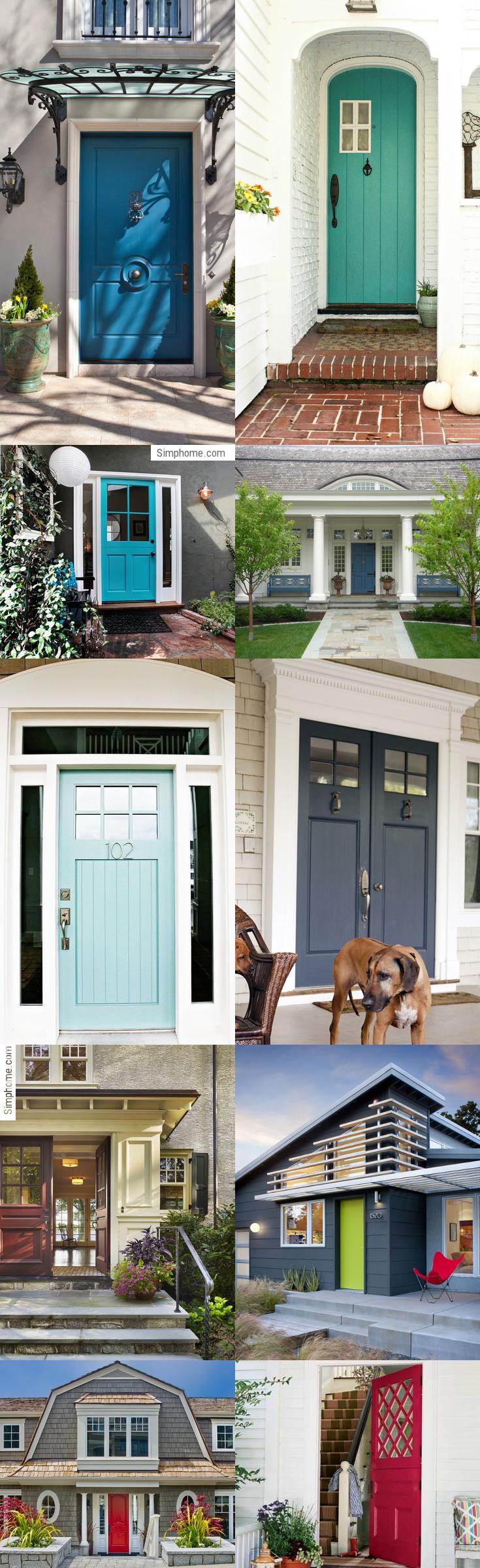 1 Repaint the Door Simphome com