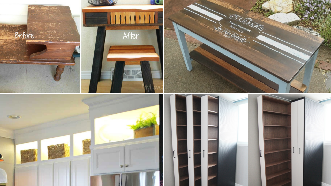 20 DIY Projects For Anyone Living in a Boring Space via simphome featured