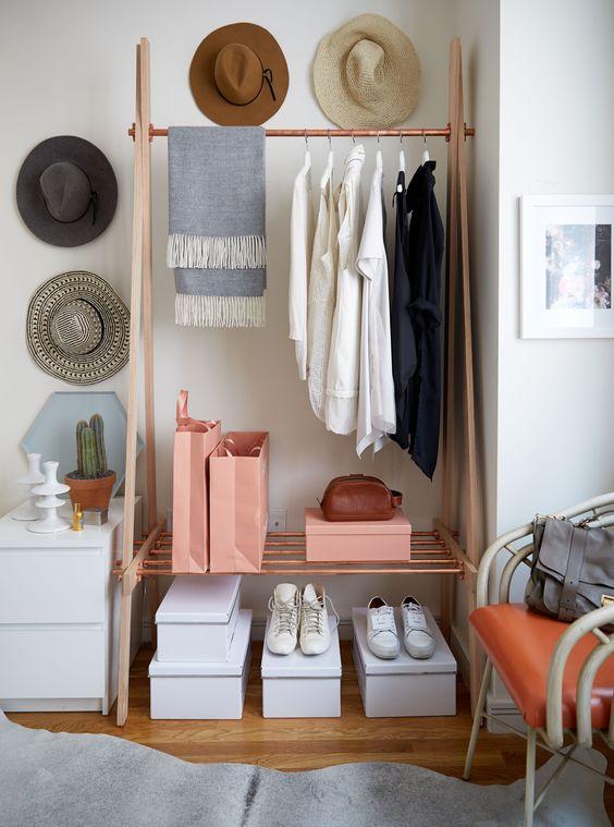 8 A Skinny shelf that save space simphome com