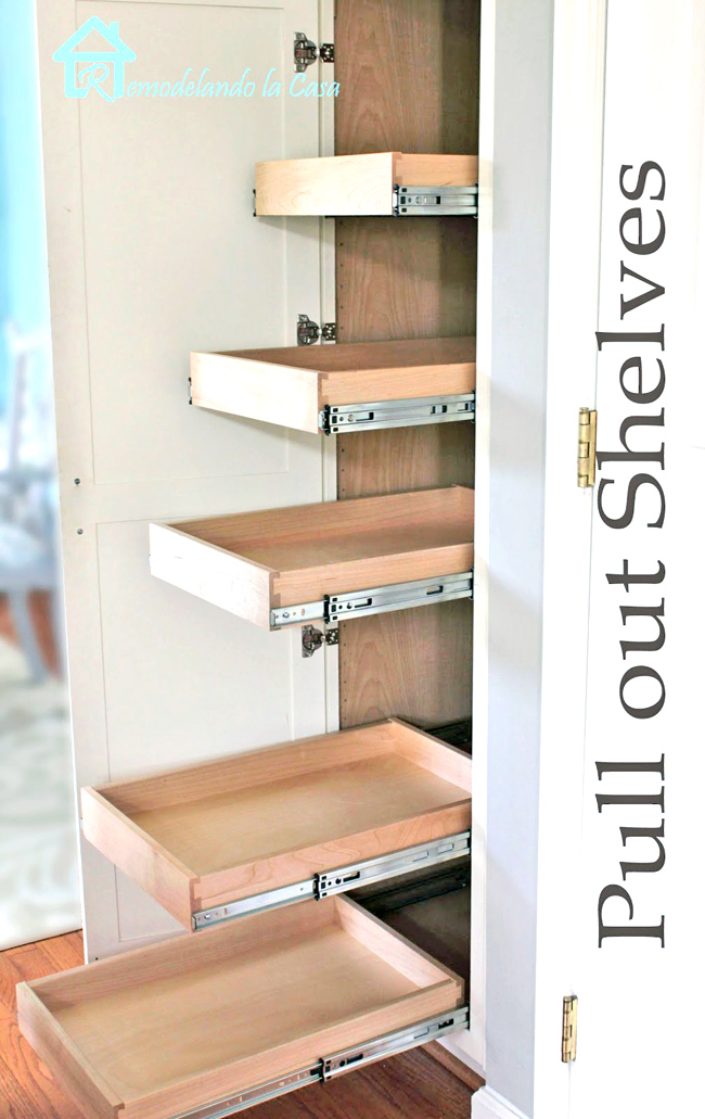1 Pull out Shelf or Shelves Simphome com 1