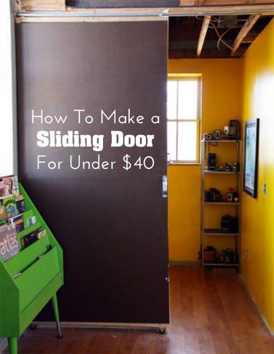 11 Sliding door under 40 Simphome com