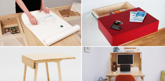 20 Smart DIY Hidden Storage Ideas that keep your Clutter in check via simphome featured