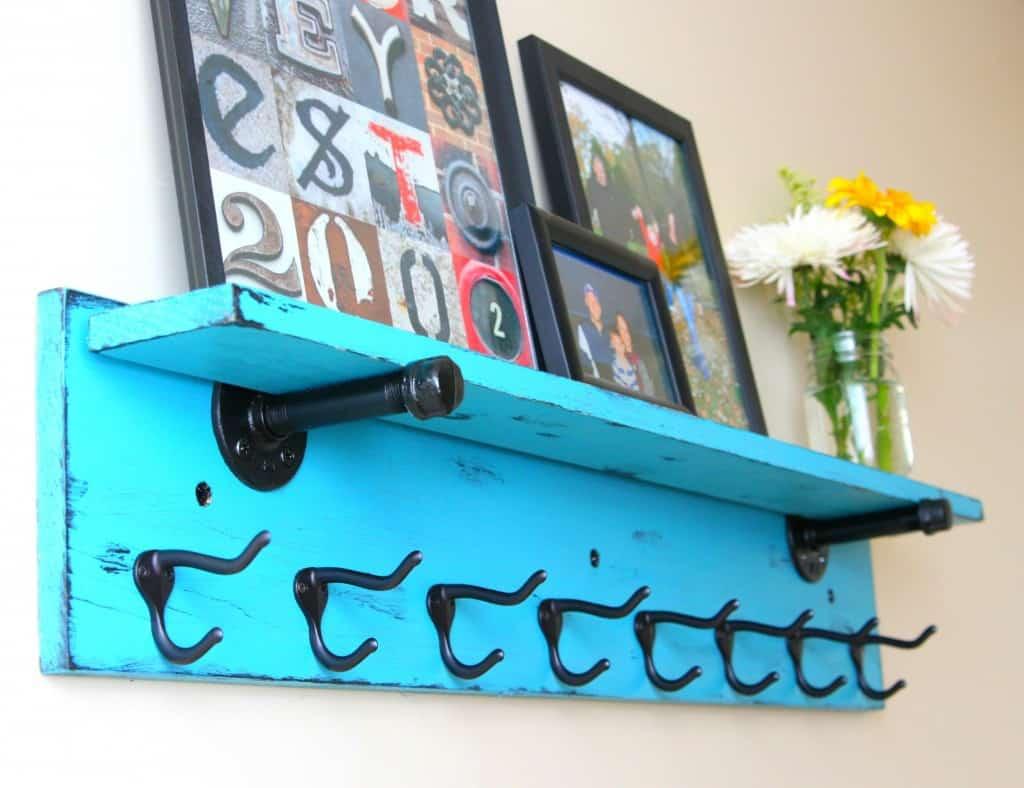 3 Entryway Shelf Rack Simphome com