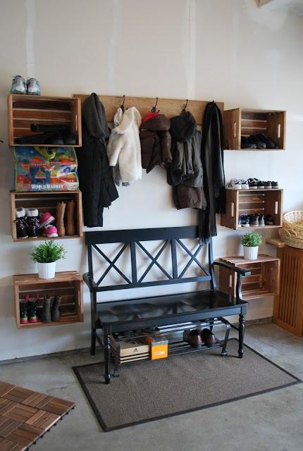 4 Garage Mud room simphome com