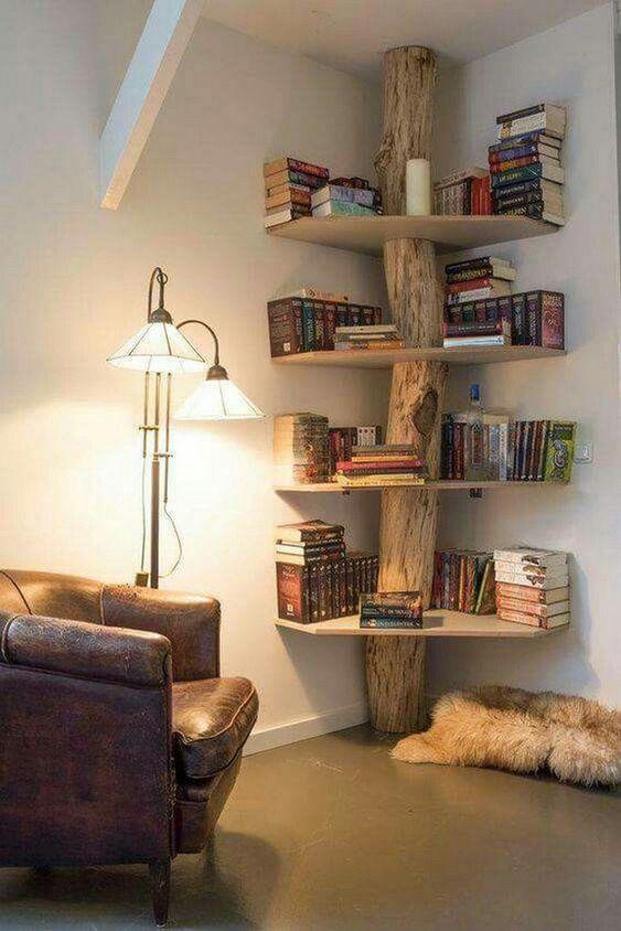 5 Unique Corner Book Shelf Simphome com