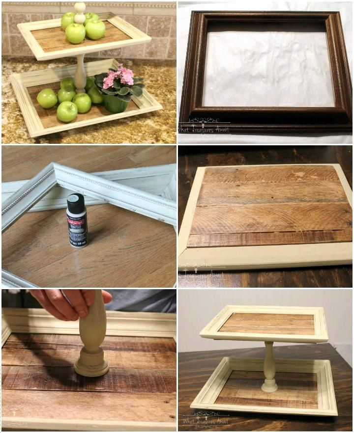 6 Brilliant Idea with Old Frames Simphome com