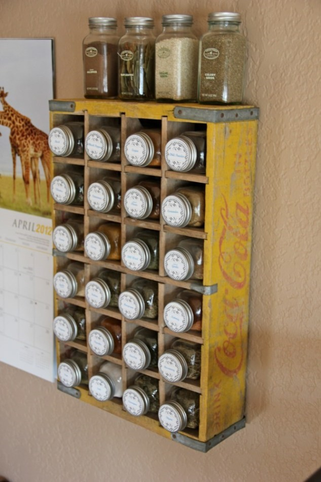 6 Repurpose Coca Cola Crate Simphome com