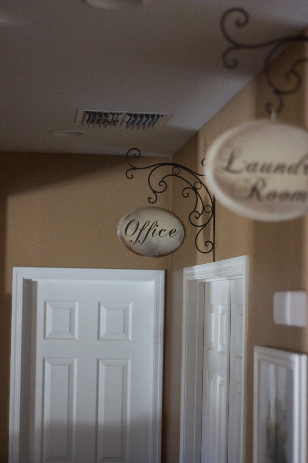 7 Hallway Sign Simphome com
