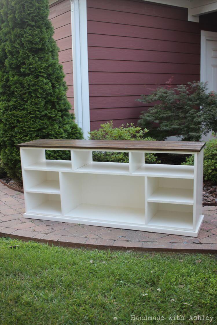 9 Cabinet Console part Simphome com
