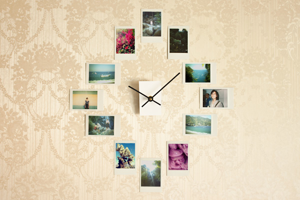 9 Wall Photo Clock Simphome com