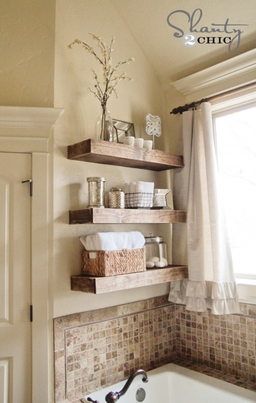 Floating Shelves shanty2chic Simphome com