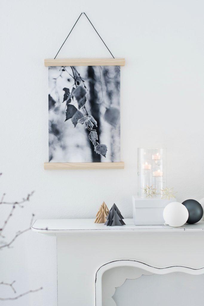 03 DIY Magnetic Picture Frame Simphome com