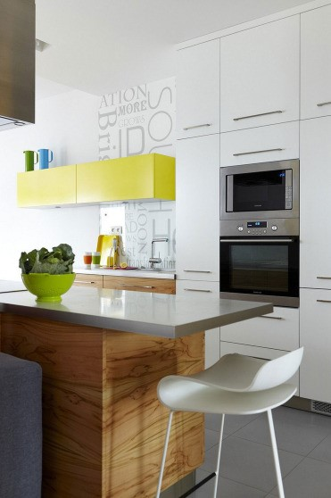 1 Pop Color Kitchen Simphome com